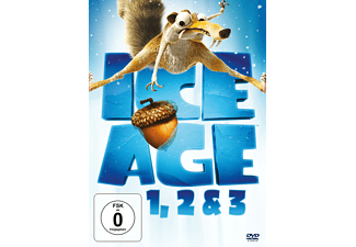 Ice Age 1-3 Trilogie DVD-Box - (DVD)
