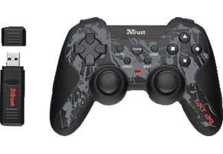 TRUST GXT 39 Draadloze Gamepad PC/PS3