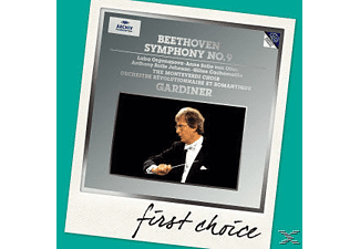 John Eliot Gardiner, Orgonosova, Orchestre Révolutionnaire Et Romantique, Anne Sofie Von Otter, Cachemaille, The Johnson, Monteverdi Choir - Sinfonie 9 (Fc) - (CD)