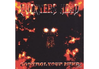 Pointers Head - Control your mind - (CD)