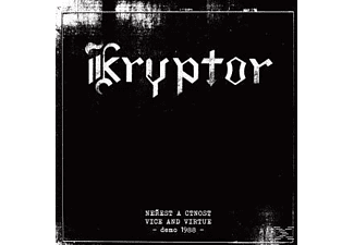 Kryptor - Vice And Virtue (LP Box) - (Vinyl)