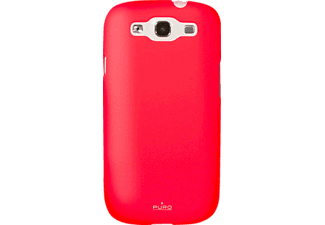 PURO Crystal cover for Samsung Galaxy S3 - Röd