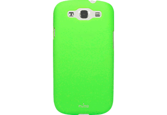 PURO Crystal cover for Samsung Galaxy S3 - Grön