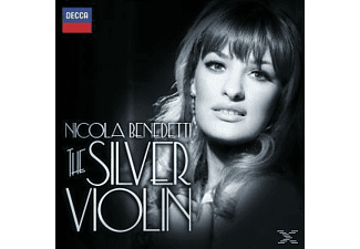 Nicola Benedetti, Bournemouth Symphony Orchestra - The Silver Violin [CD]