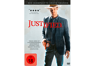Justified - Staffel 1 - (DVD)