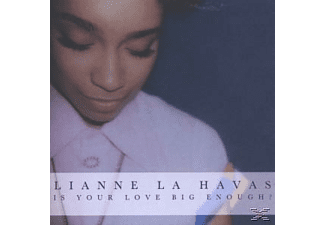 Lianne La Havas IS YOUR LOVE BIG ENOUGH? Black/Soul/R&B/Gospel CD