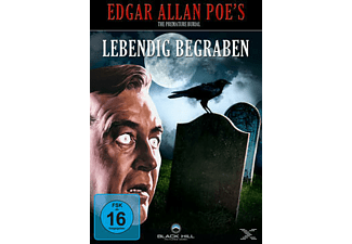 LEBENDIG BEGRABEN (DIGITALLY REMAST.) - (DVD)