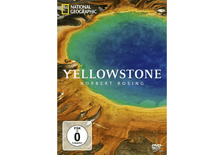 National Geographic - Yellowstone - Norbert Rosing - (DVD)