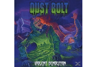 Dust Bolt - Violent Demolition - (CD)