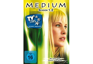 MEDIUM (MB) - STAFFEL 1.2 [DVD]