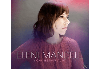 Eleni Mandell - I Can See The Future [CD]