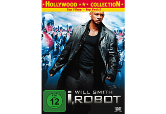 I, Robot Action DVD