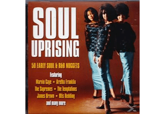 VARIOUS - Soul Uprising - (CD)