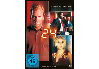 24 - Staffel 1 [DVD]