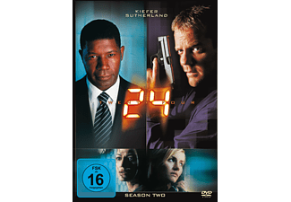 24 - Staffel 2 - (DVD)