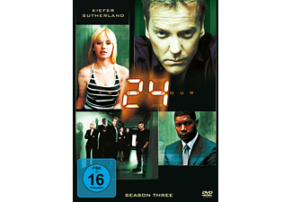 24 - Staffel 3 - (DVD)