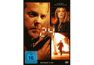 24 - Staffel 5 [DVD]