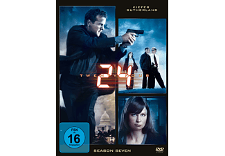 24 - Staffel 7 [DVD]