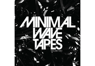 VARIOUS - Minimal Wave Tapes Vol.2 [CD]