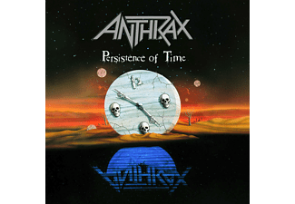 Anthrax - Persistence Of Time [CD]