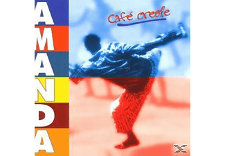 Amanda - Cafe Creole - (CD)
