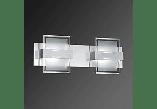 trio led wandleuchte. Black Bedroom Furniture Sets. Home Design Ideas