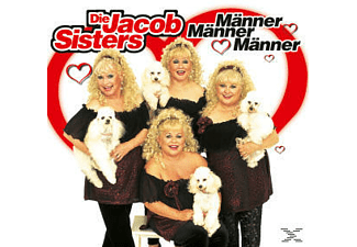 Jacob Sisters - Männer, Männer, Männer [5 Zoll Single CD (2-Track)]