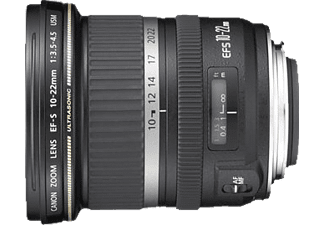 CANON EF–S 10–22mm f/3.5–4.5 USM Objectief