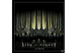 King Of Asgard - ...To North [CD]