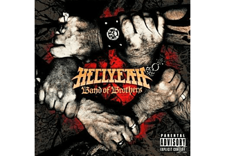 Hellyeah - Band Of Brothers - (CD)