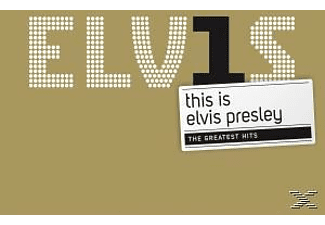 Elvis Presley - This Is (Elvis 30 #1 Hits) [CD]