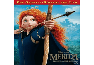 Merida - Legende der Highlands - (CD)