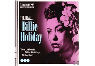 Billie Holiday - The Real Billie Holiday [CD]