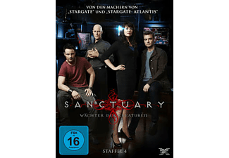Sanctuary - Staffel 4 [DVD]