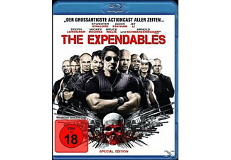 The Expendables (Special Edition) [Blu-ray]