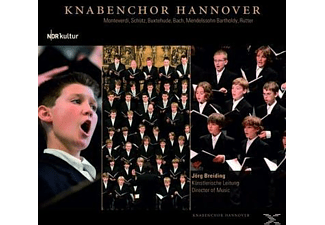 Knabenchor Hannover, Kammersymphonie Hannover, NDR Radiophilharmonie, Hille Perl & The Sirius Viols, Bremer Lautten Chor, Himlische Cantorey, Concerto Palatino, Johann Rosenmüller Ensemble, Musica Alta Ripa, Barockensemble L' Arco - Knabenchor Hannover - (SACD Hybrid)