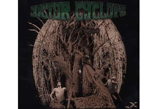 Doctor Cyclops - Borgofondo - (CD)