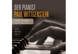 "Paul Wittgenstein - ""mit Links""-Der Pianist Paul Wittgenstein [CD]"