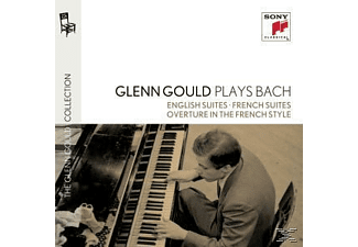 Glenn Gould - English Suites / French Suites / Overture In The Frenchstyle [CD]