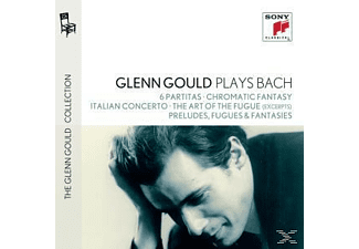 Glenn Cloud - Glenn Cloud Plays Bach [CD]