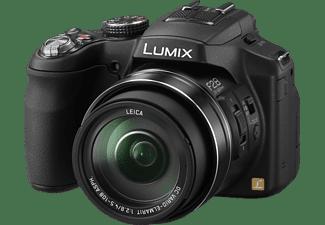 PANASONIC Lumix DMC-FZ 200 Bridgekamera, 12.8 Megapixel, 24x opt. Zoom, Hochempfindlichkeits-MOS Sensor, 25-400 mm Brennweite, Autofokus, Bildstabilisator, Schwarz