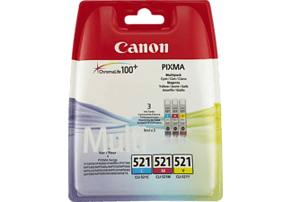 CANON CLI 521 Value Pack