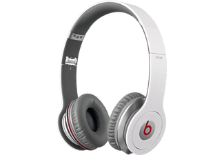 BEATS Beats by Dr. Dre Solo HD (900-00012-03) mit ControlTalk weiß