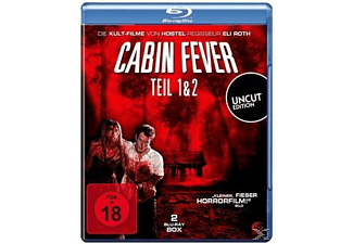 Cabin Fever - Teil 1 & 2 - Uncut Edition - (Blu-ray)