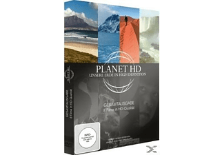 Planet HD - Unsere Erde in High Definition: Gesamtausgabe [DVD]