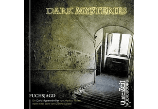 Dark Mysteries: Fuchsjagd - 1 CD - Horror