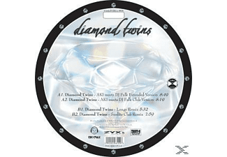 4 Diamonds - Diamond Twins - (Vinyl)