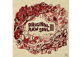 VARIOUS - Original Raw Soul Iii [CD]