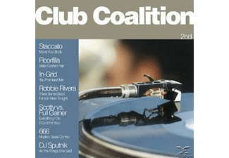 VARIOUS - CLUB COALITION - (CD)