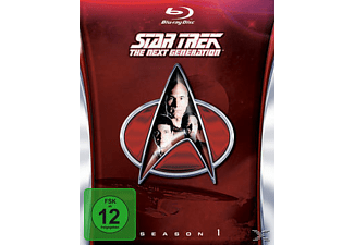 Star Trek: The Next Generation – Staffel 1 [Blu-ray]